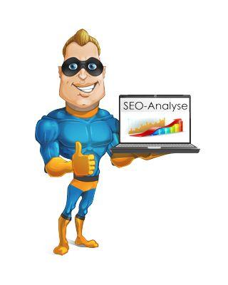 SEO-Analyse durch eine Linkaufbau Agentur.