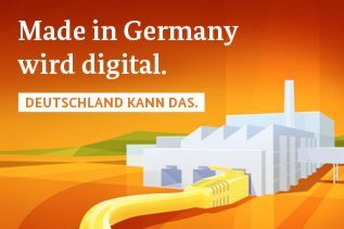 Made in Germany wird digital