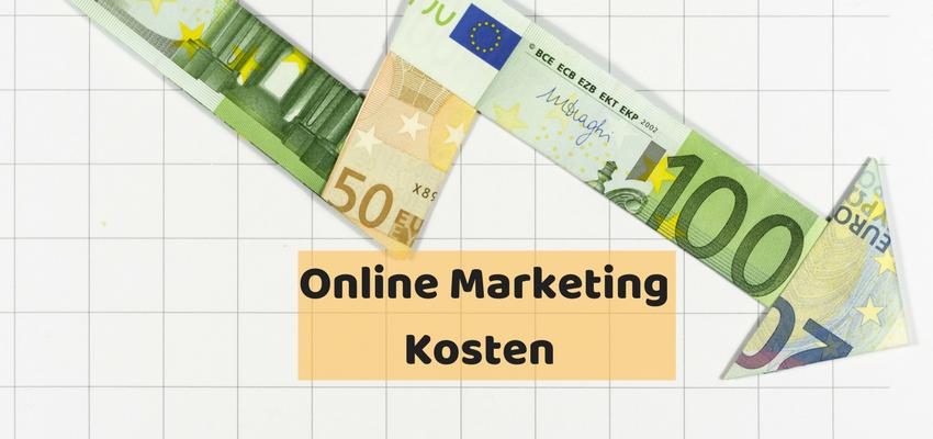 Online Marketing Kosten senken (1)