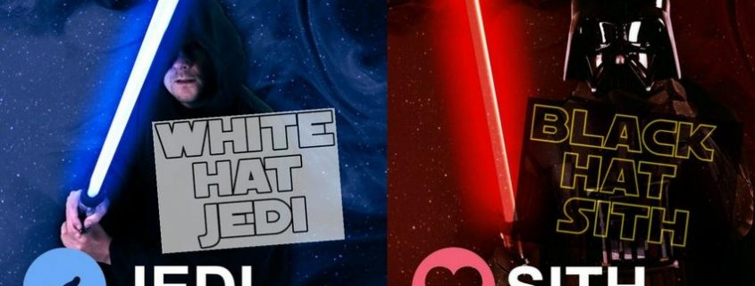 SEO CONTEST: BLACK HAT SITH VS. WHITE HAT JEDI